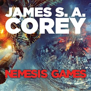 NEMESIS GAMES book review