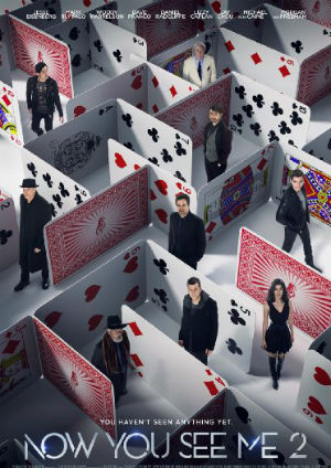 Now You See Me 2 review of an above mediocre film