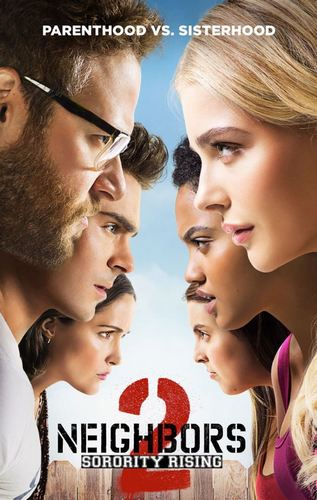 Neighbors 2 movie review