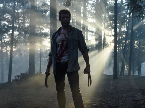 Wolverine in Logan, a film review