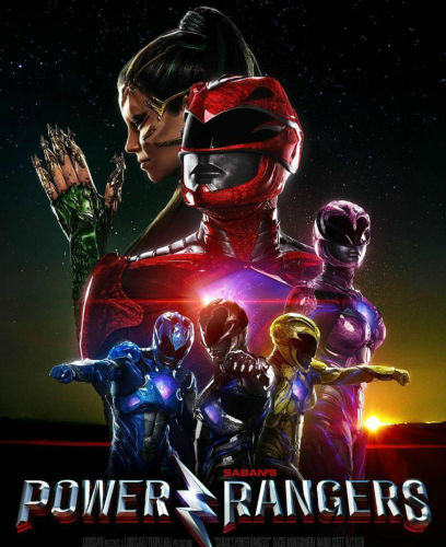 Power Rangers 2017 review