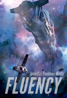 Book Review, Fluency, by Jennifer Foehner Wells