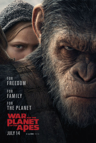War for Planet of the Apes review