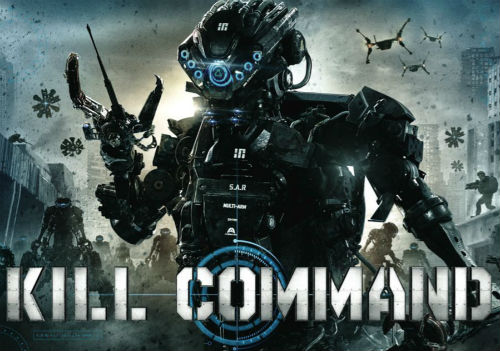 Kill Command on Netflix, A movie Review