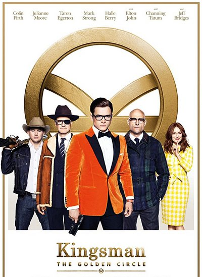 Kingsman Golden Circle movie review